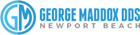 Dentist in Newport Beach, CA – George Maddox, DDS Logo