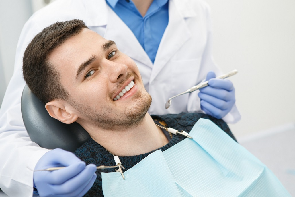 white ttoh colored fillings